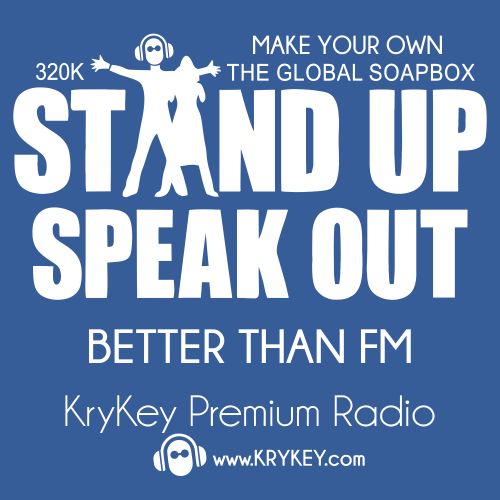 powered by KryKey Premium 320K streaming unlimited internet radio Better Than FM
