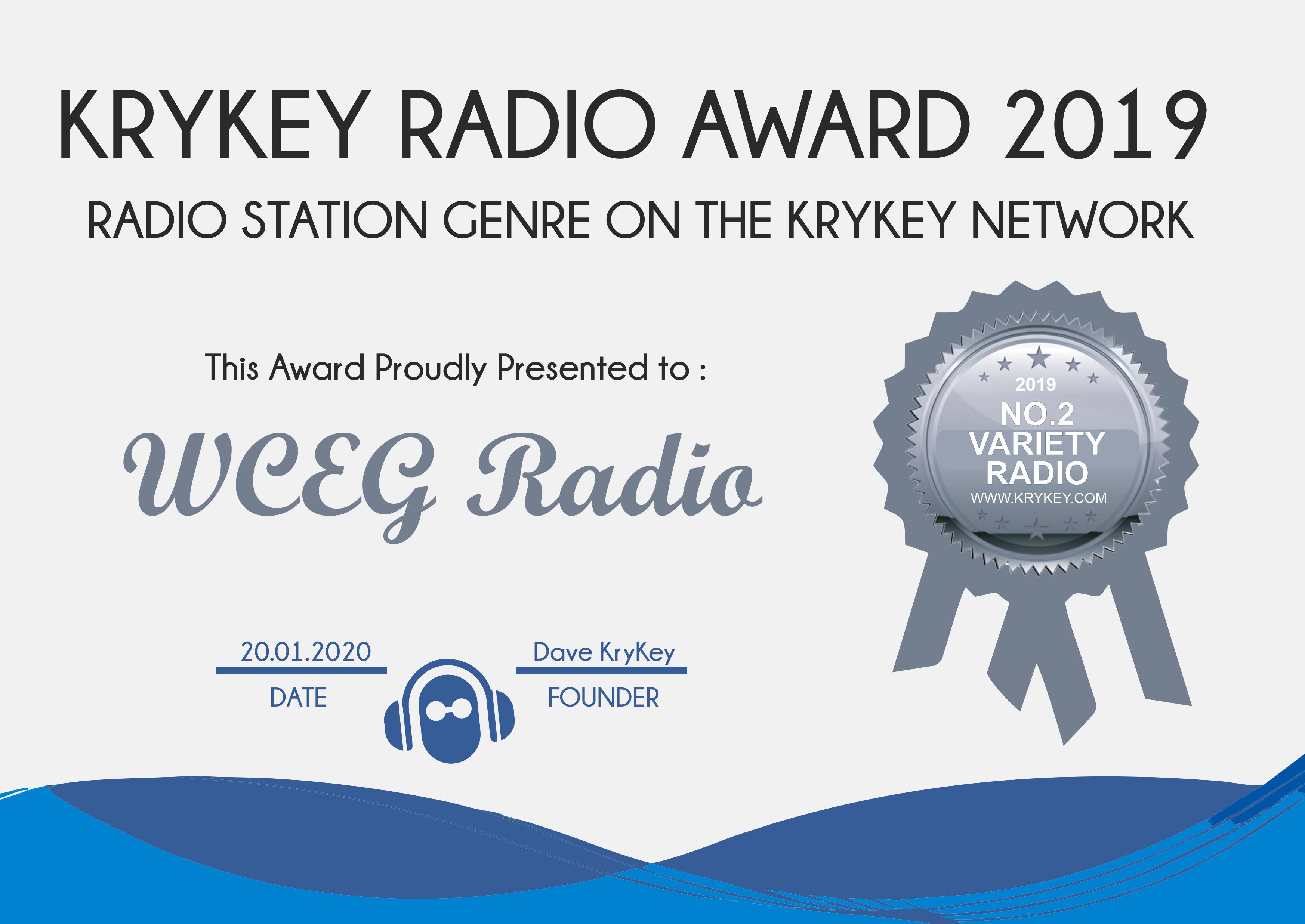 WCEG Radio